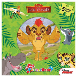 My First Puzzle Book - The Lion Guard