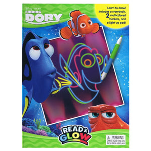 Disney Pixar Finding Dory - Read & Glow