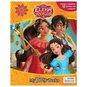 Elena Of Avalor - My Busy Books, [Product Type] - Daves Deals