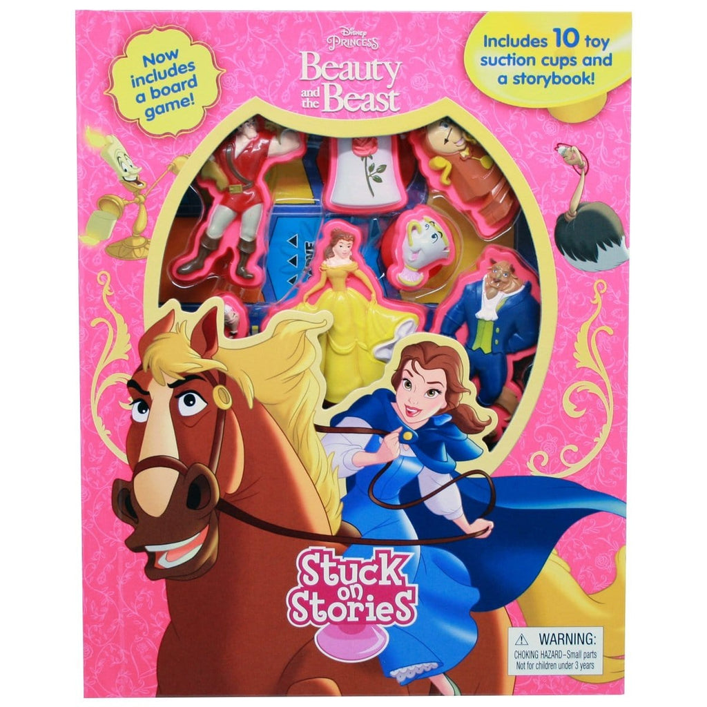 Beauty and the Beast  - Stuck On Stories, [Product Type] - Daves Deals