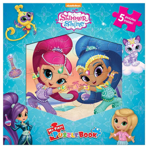 Shimmer and Shine - My First Puzzle Book, [Product Type] - Daves Deals