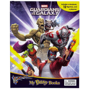 Marvel Guardians Of The Galaxy - My Busy Books, [Product Type] - Daves Deals