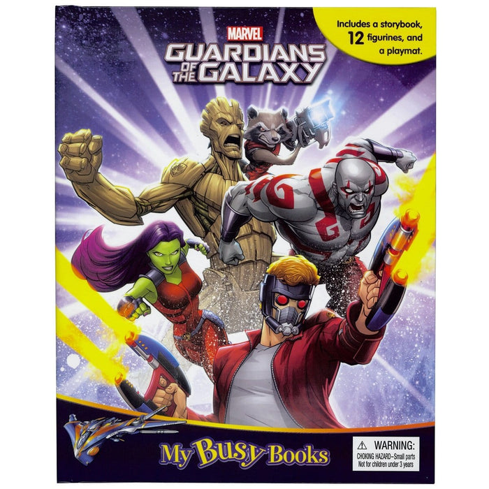 Marvel Guardians Of The Galaxy - My Busy Books