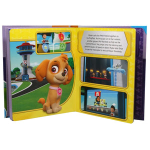 Paw Patrol Girls - Book & Blocks, [Product Type] - Daves Deals