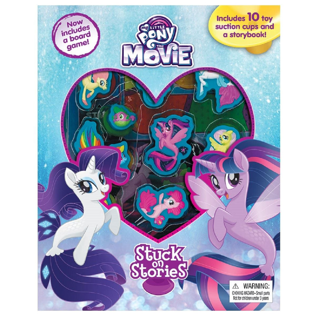 My Little Pony The Movie - Stuck On Stories, [Product Type] - Daves Deals