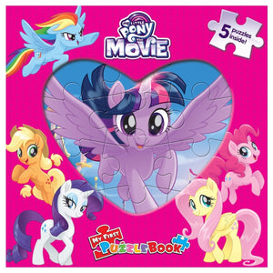 My Little Pony The Movie - My First Puzzle Book, [Product Type] - Daves Deals