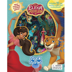 Stuck On Stories - Elena of Avalor, [Product Type] - Daves Deals
