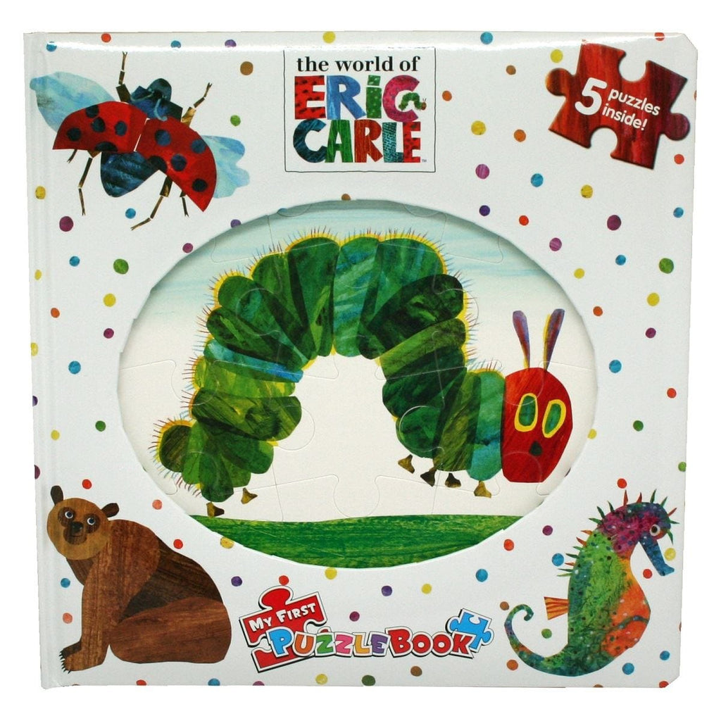 My First Puzzle Book - World of Eric Carle, [Product Type] - Daves Deals