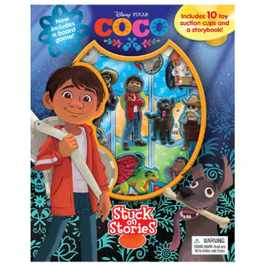 Coco - Stuck On Stories, [Product Type] - Daves Deals