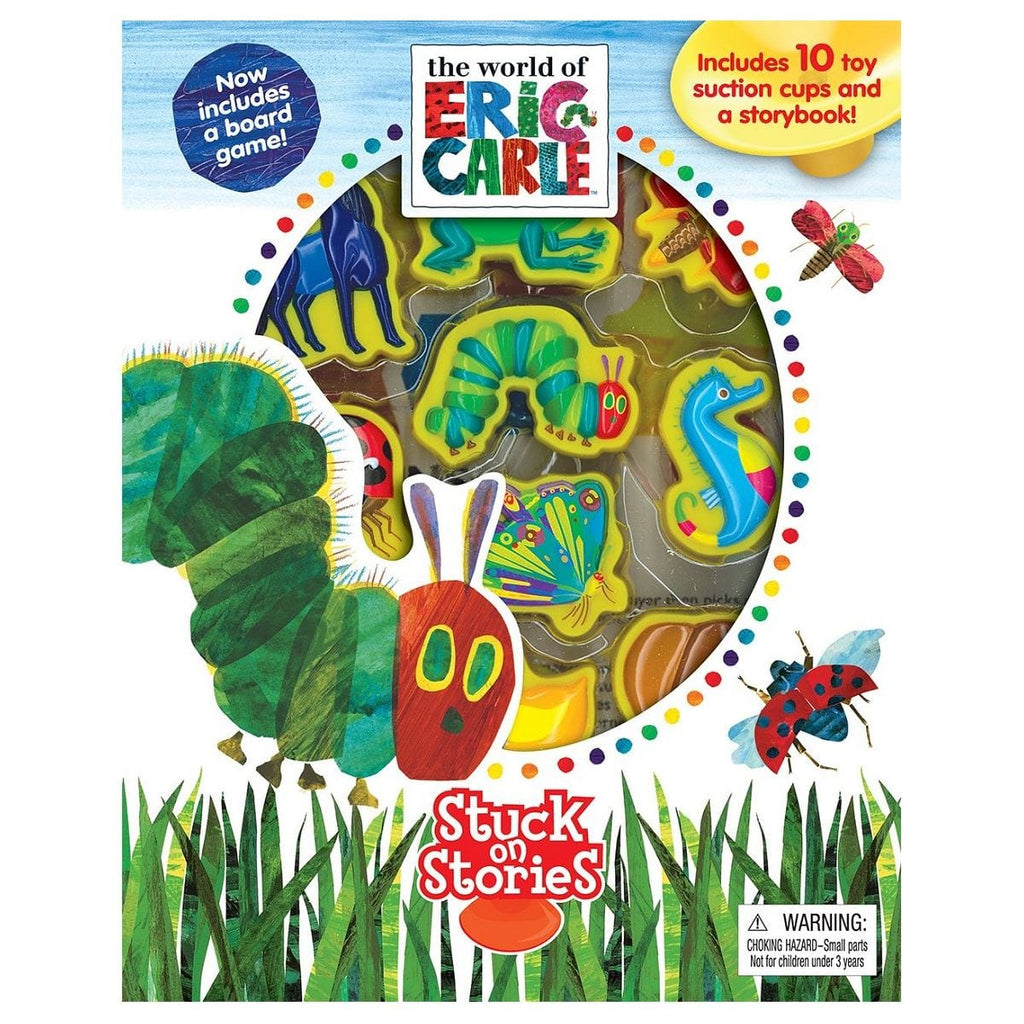 World of Eric Carle - Stuck on Stories