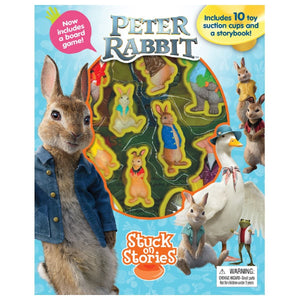 Peter Rabbit - Stuck On Stories, [Product Type] - Daves Deals