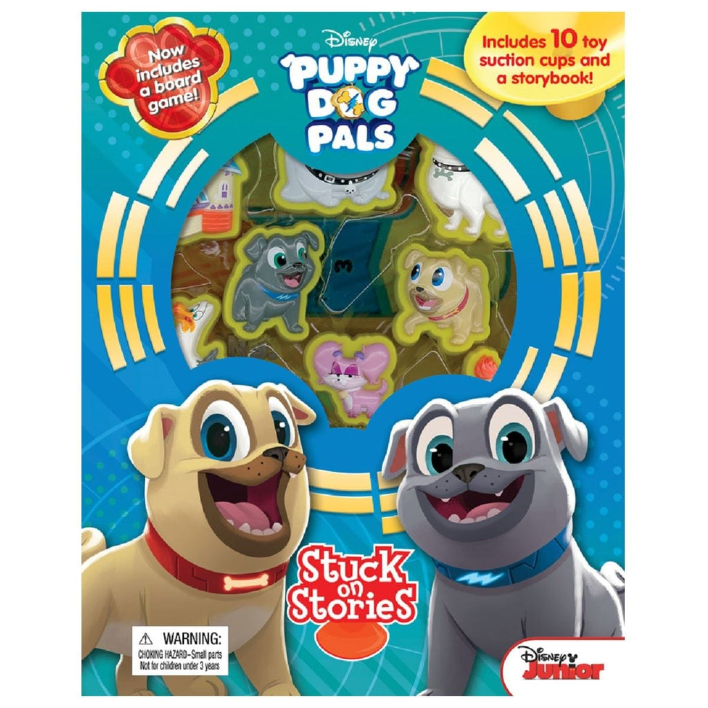 Puppy Dog Pals - Stuck On Stories, [Product Type] - Daves Deals
