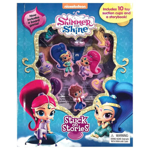 Shimmer & Shine - Stuck on Stories, [Product Type] - Daves Deals