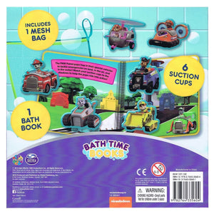 Paw Patrol Girls Bath Time Book Buddies, [Product Type] - Daves Deals