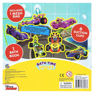 Mickey and the Roadster Racers Bath Time Book Buddies, [Product Type] - Daves Deals
