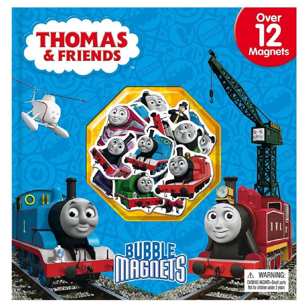 Bubble Magnets Thomas & Friends, [Product Type] - Daves Deals