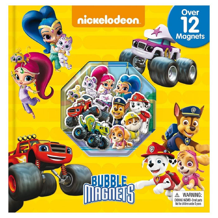 Bubble Magnets Nickelodeon