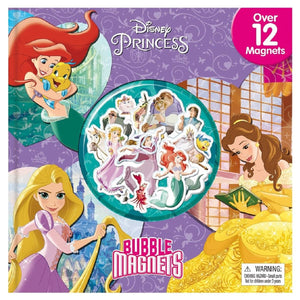 Bubble Magnets Disney Princess