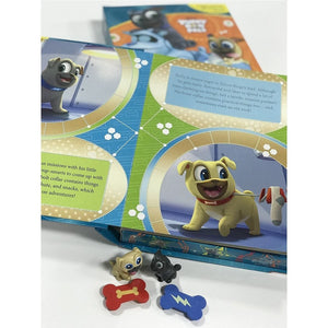 Puppy Dog Pals - My Busy Books, [Product Type] - Daves Deals