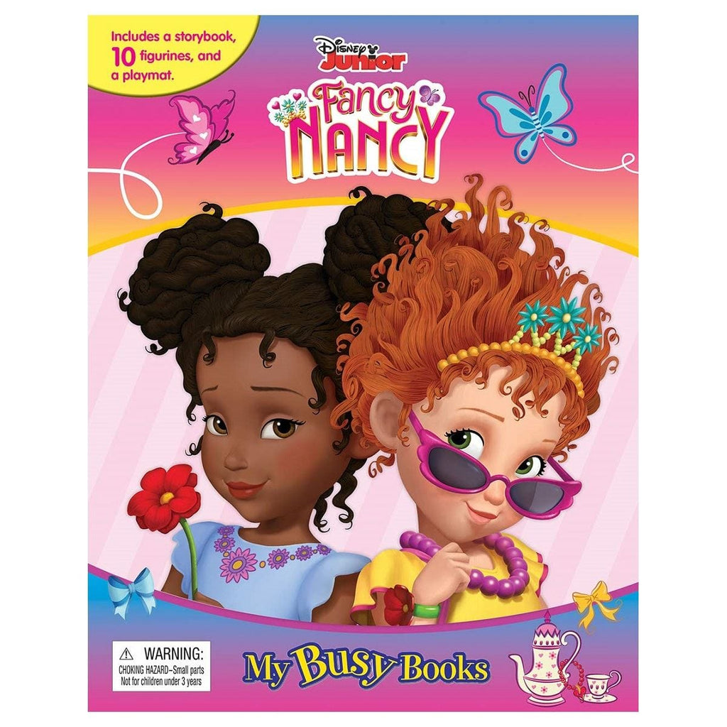 Fancy Nancy - My Busy Books - Daves Deals