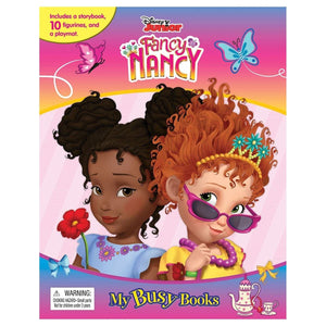Fancy Nancy - My Busy Books, [Product Type] - Daves Deals