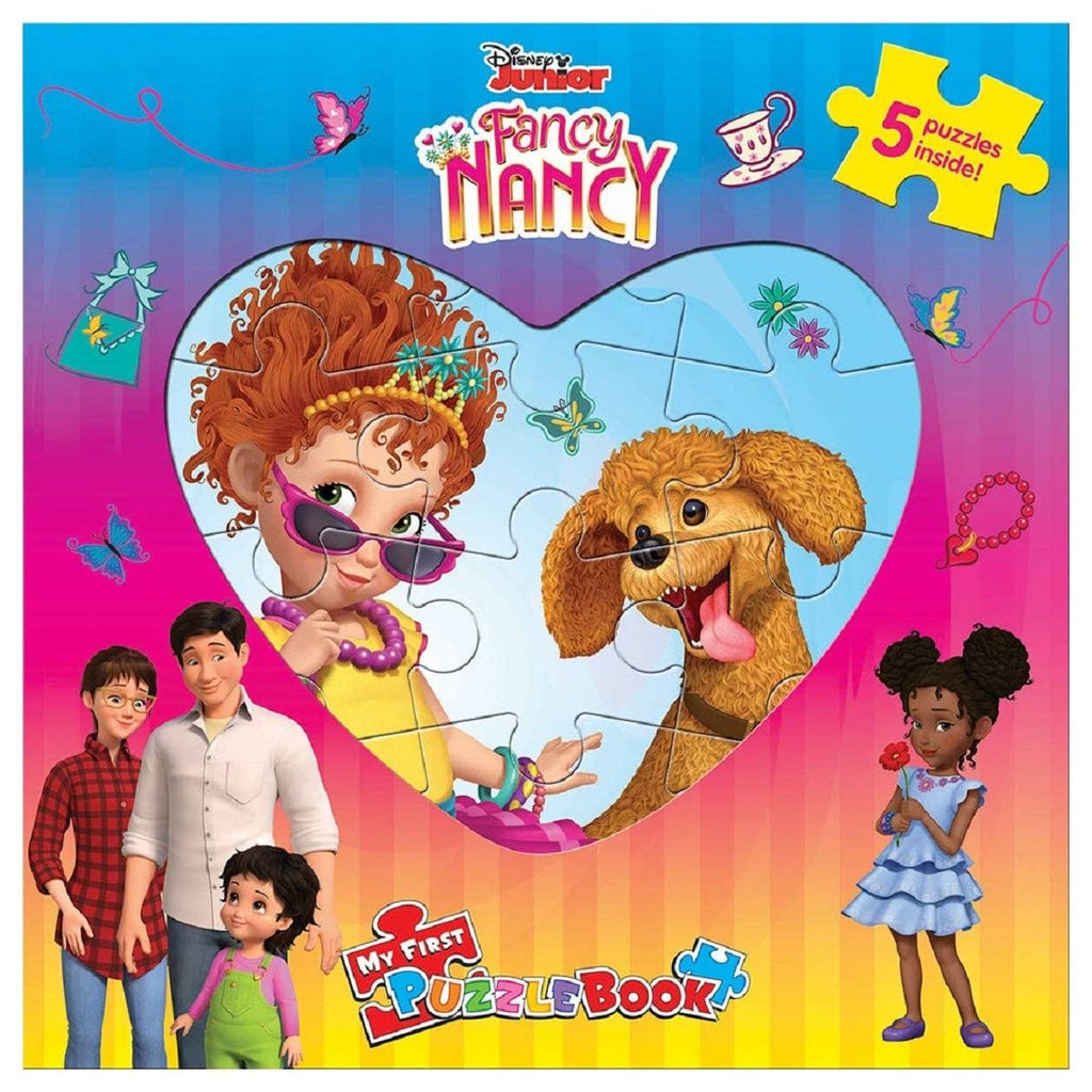 My First Puzzle Book - Fancy Nancy, [Product Type] - Daves Deals