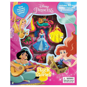 Disney Princess - Stuck on Stories, [Product Type] - Daves Deals