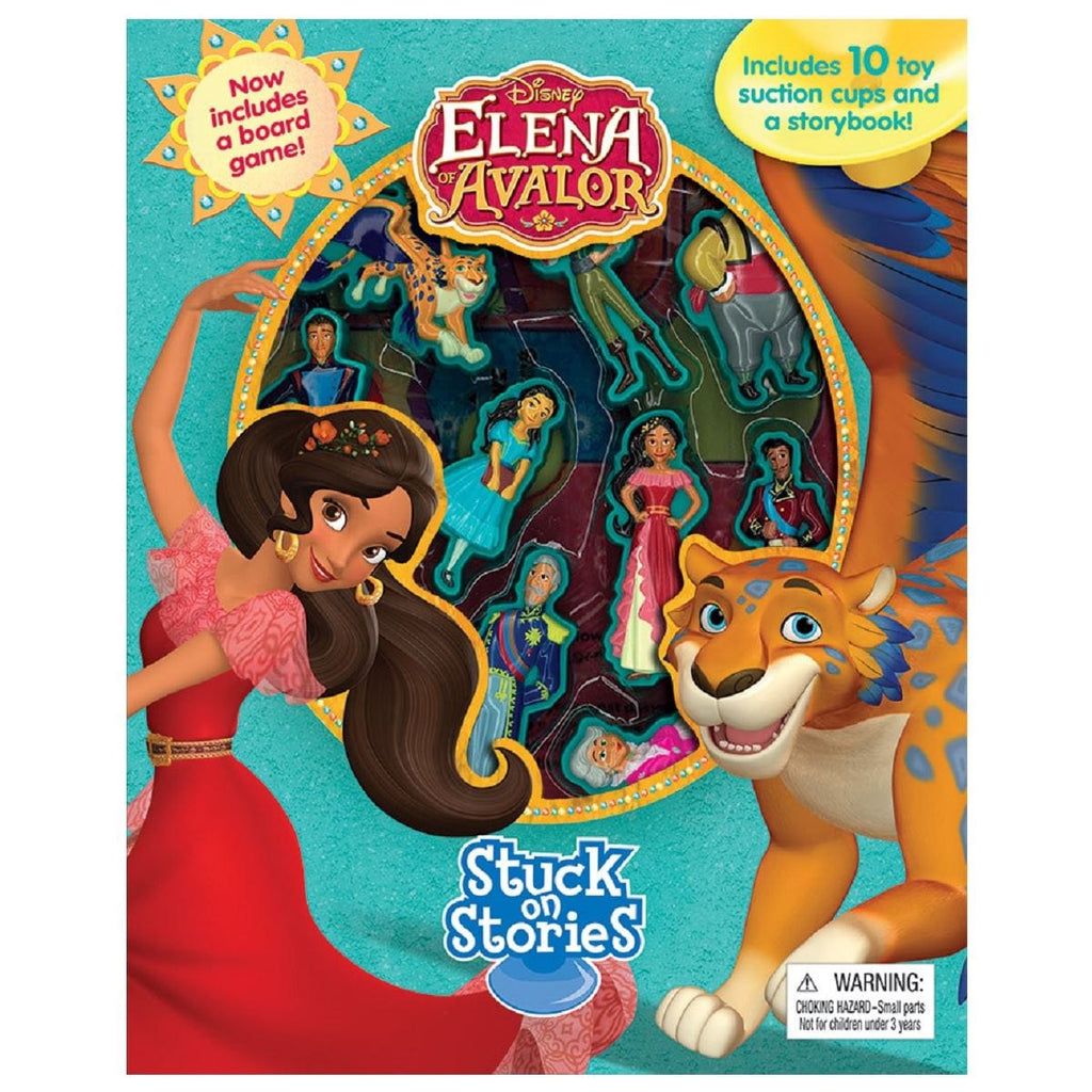 Elena Of Avalor - Stuck On Stories, [Product Type] - Daves Deals