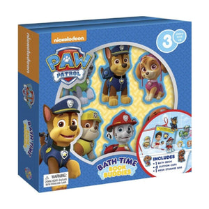 Paw Patrol Bath Time Book Buddies
