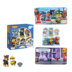 Paw Patrol Bath Time Book Buddies, [Product Type] - Daves Deals