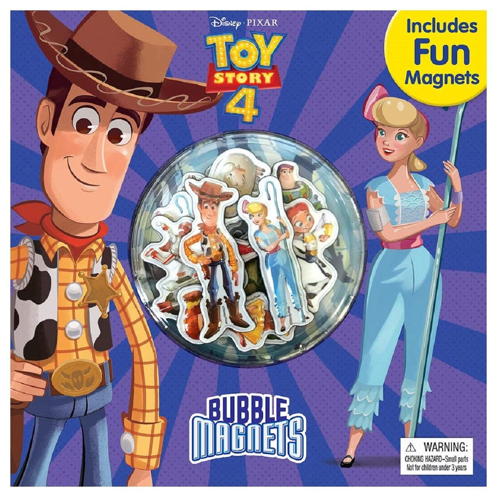 Bubble Magnets Toy Story 4 - Daves Deals
