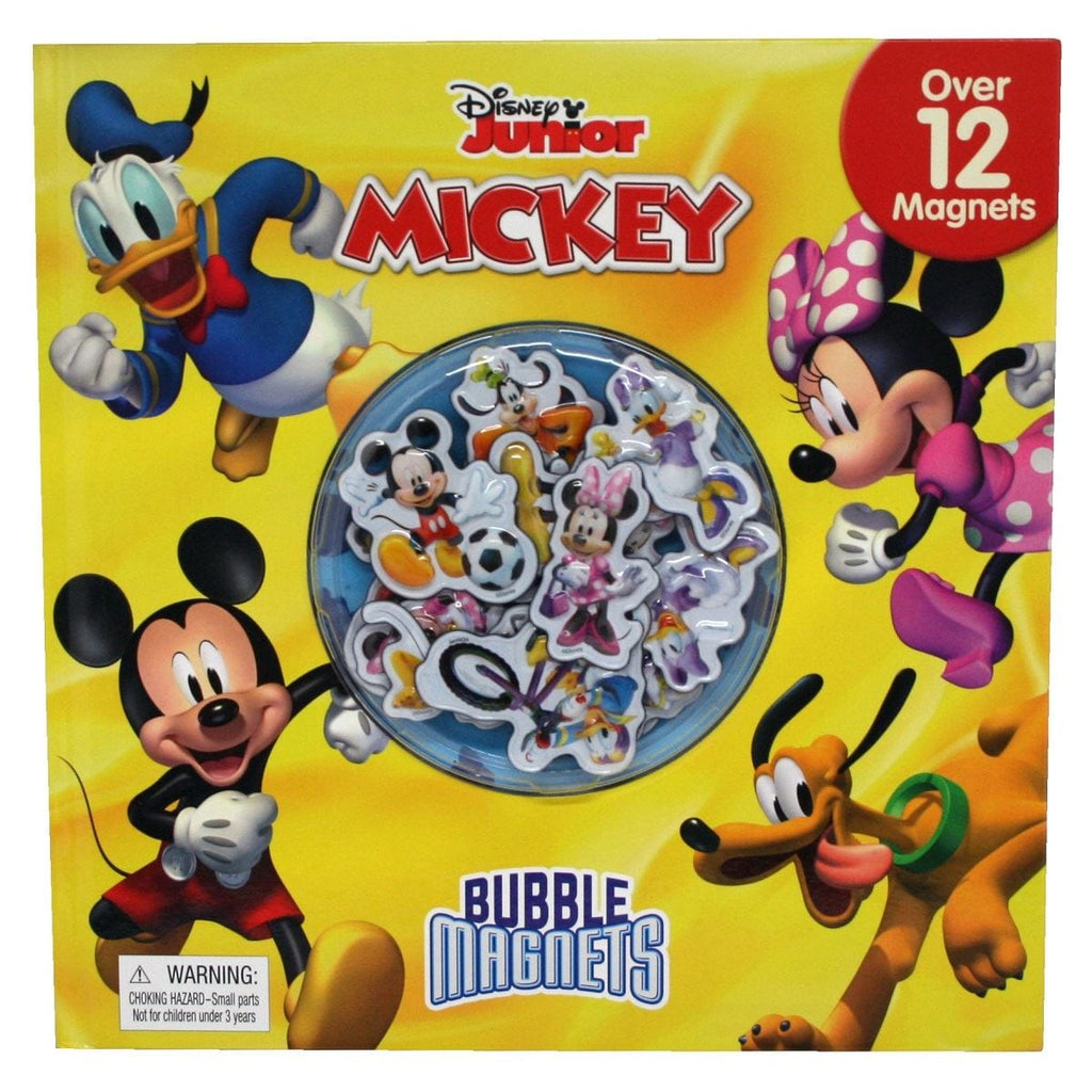 Bubble Magnets Disney Junior Mickey