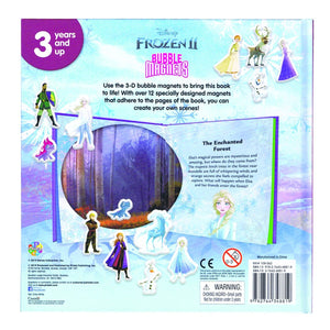 Disney Frozen II Bubble Magnets, [Product Type] - Daves Deals