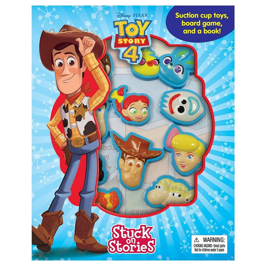 Toy Story 4 - Stuck on Stories, [Product Type] - Daves Deals