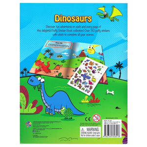 Dinosaurs - Puffy Sticker Book
