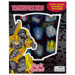 Transformers - Stuck on Stories