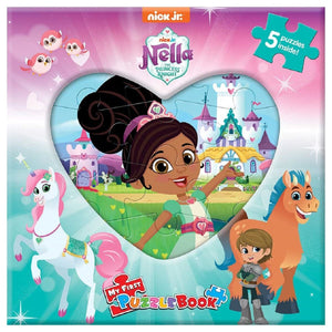 My First Puzzle Book - Nella the Princess Knight, [Product Type] - Daves Deals