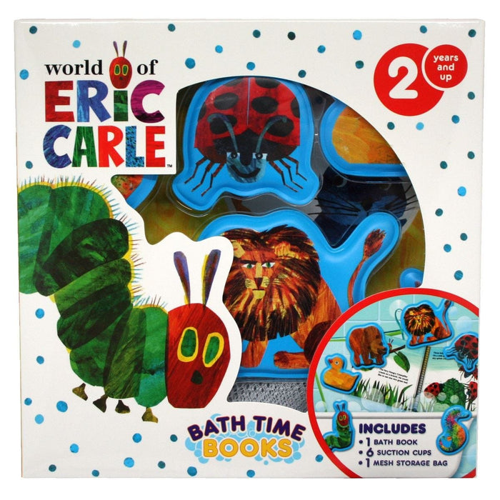 World of Eric Carle - Bathtime Books