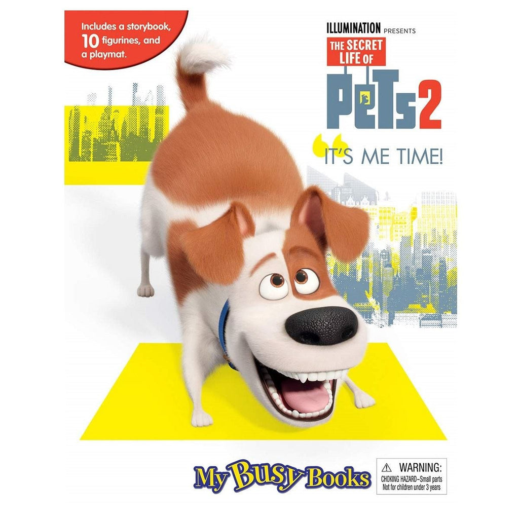The Secret Life of Pets 2 - My Busy Books