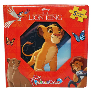 My First Puzzle Book - The Lion King, [Product Type] - Daves Deals