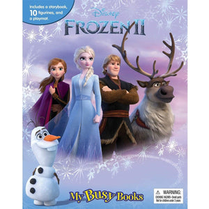 Frozen II Busy Books, [Product Type] - Daves Deals