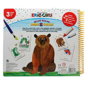 Paint & Colour The World of Eric Carle, [Product Type] - Daves Deals