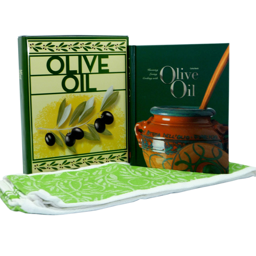 Olive Oil - By Carla Bardi - Books - Daves Deals - 1