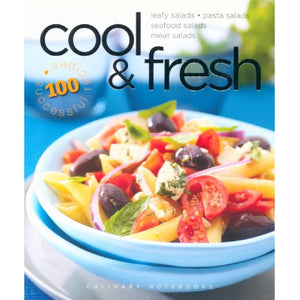 Cool & Fresh Salads, by Carla Bardi, Brent Parker Jones (Photographer), [Product Type] - Daves Deals