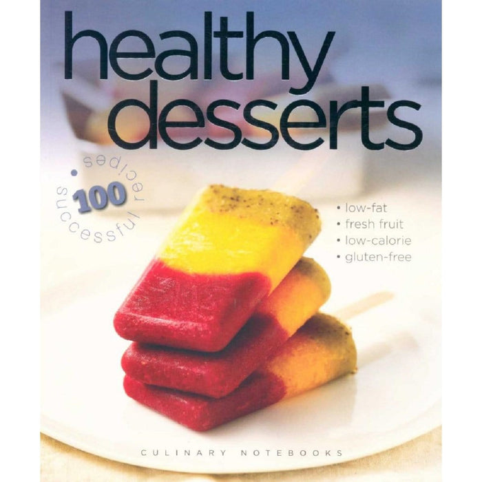 Healthy Desserts, by Carla Bardi