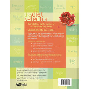 The Diet Selector: How to Choose a Diet Perfectly Tailored to Your Needs, [Product Type] - Daves Deals
