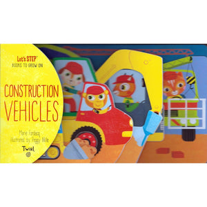Construction Vehicles (Let's Step)