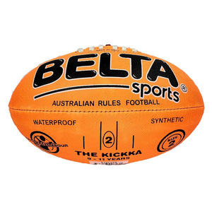 Belta Sports Size 2 Football - Orange, [Product Type] - Daves Deals
