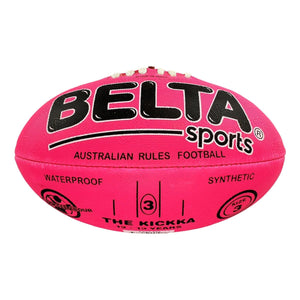 Belta Sports Size 3 Football - Pink