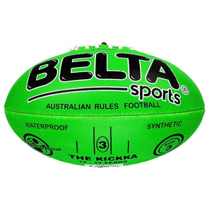 Belta Sports Size 3 Football - Green